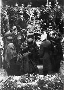 Begräbnis Klimt