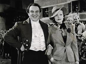 Marlene Dietrich und Richard Tauber
