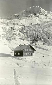 Wienerland-Hütte in den Radstädter Tauern