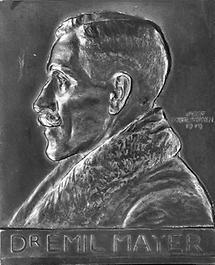 Die Dr. -Emil-Mayer-Medaille