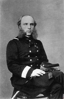 Portrait Wilhelm von Tegetthoff