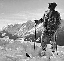 Skifahren im Tennengebirge