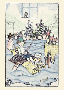Wiener Werkstätte Postkarte Nr. 334