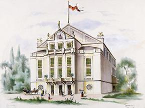 Thalia Theater in Wien