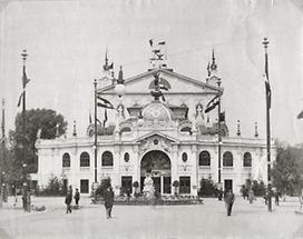 Das Thaliatheater in Ottakring