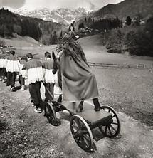 Palmesel Prozession