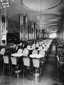 Café Fenstergucker in Wien