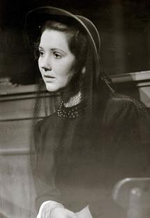 Die österreichische Schauspielerin Jane Tilden