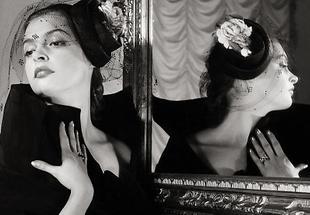 Modeaufnahmen mit Nadja Tiller (3)