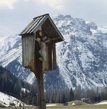 Bildstock im Obernbergertal