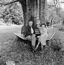 Friedrich und Marietta Torberg