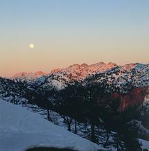 Das Tote Gebirge in den nördlichen Kalkalpen