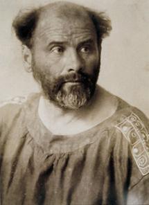 Portrait Gustav Klimt