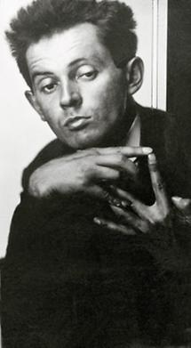 Der österreichische Maler Egon Schiele