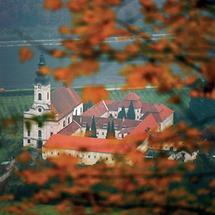 Aussenansicht des Trappisten-Kloster