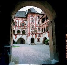 Schloss Tratzberg, Tirol