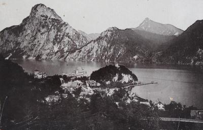 Traunkirchen am Traunsee, © IMAGNO/Austrian Archives