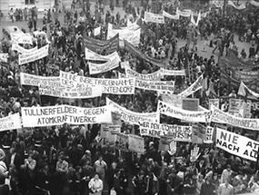 Anti Zwentendorf Demonstration (1)