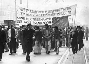 Anti Zwentendorf Demonstration (2)