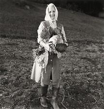Bäuerin in Unterweitersdorf