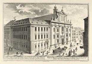 Wien: Ursulinenkloster