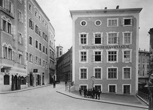 Ursulinengymnasium in Salzburg