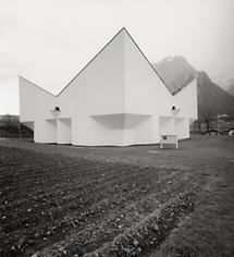 Die Kirche in Völs bei Innsbruck