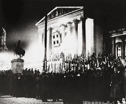 Anhänger der Vaterländischen Front