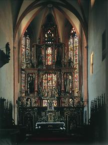 Stiftskirche von Viktring in Kärnten