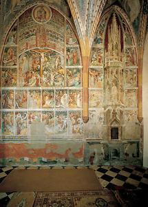 Fresken der Pfarrkirche Thörl - Maglern