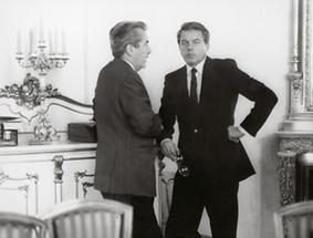 Franz Vranitzky und Alois Mock (2)