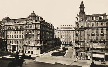 Handels- und Gewerbekammer und das Österreichische Porstsparkassenamt