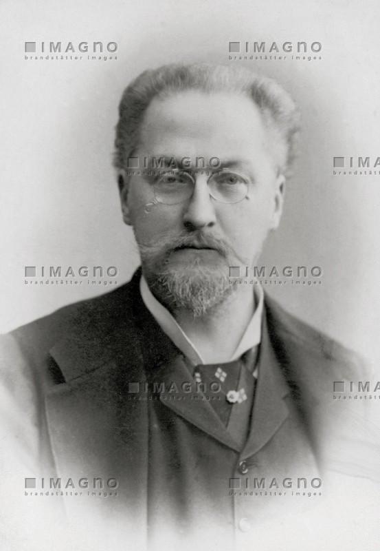 Portrait Otto Wagner# - 00119425wm
