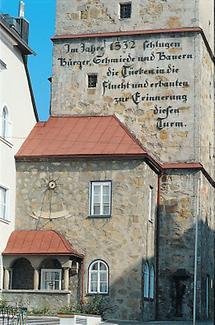 Stadtturm in Waidhofen an der Ybbs