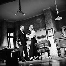 Ernst Waldbrunn und Elfriede Ott