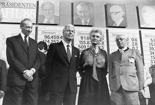 Präsidentenwahl 1986