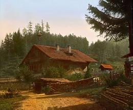 Die Waldschule in Alpl