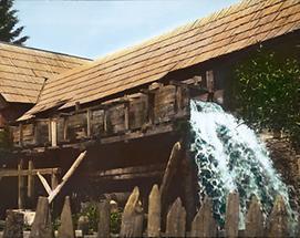 Mühle in St. Kathrein am Hauenstein