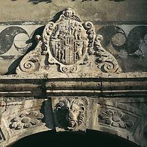 Das Wappen der Innerberger Hauptgewerkschaft