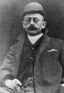 Hans Watzek photographiert von Ludwig David