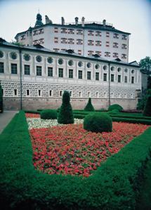 Schloß Ambras bei Innsbruck (2)