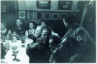 Gruppe von Wehrmachstangehörigen