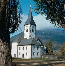 Ehemaliges Benediktiner-Stift in Ossiach