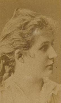 Portrait Josephine Wessely