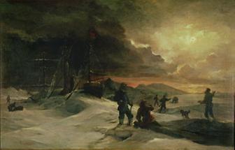 Julius von Payer und Karl Weyprecht (3)