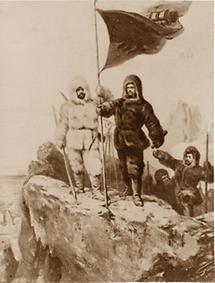 Julius Payer und Carl Weyprecht