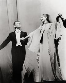 Herbert von Karajan und Maria Callas