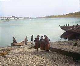 Der Winterhafen oder Freudenauer Hafen