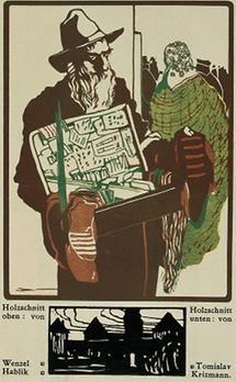 Jüdischer Hausierer