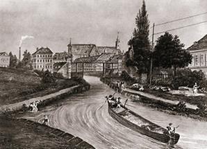 Linienwall und Wiener Neustädter Kanal